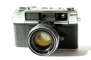 Yashica Lynx 35mm camera
